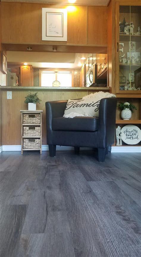 living room  coretec pro  galveston oak rlv