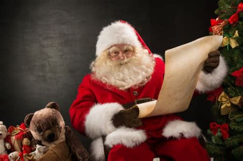 imagenes de santa claus santa studies what can father christmas learn from
