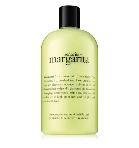 Confessions Of A Philosophy Bath Product by Senorita Margarita Shoo Shower Gel Bath
