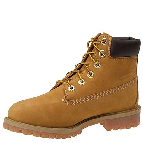 youth boots timberland 6 quot premium toddler youth boot ebay