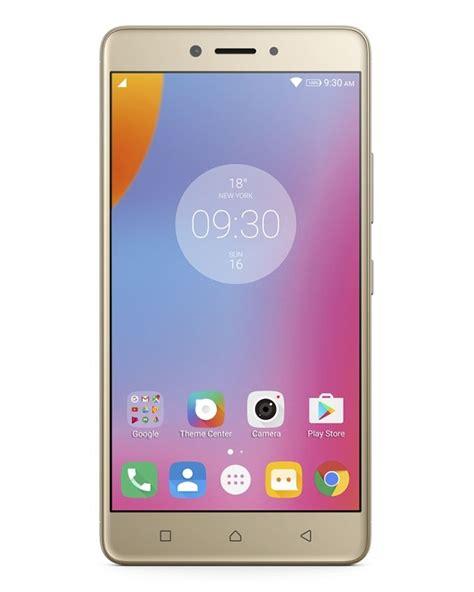 mobile phone 4g lenovo k6 note 5 5 quot 4g 32gb mobile phone gold buy
