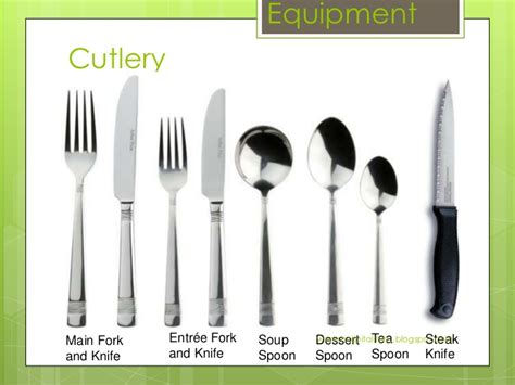 Names Of Knives In The Kitchen restaurant facilities and equipment