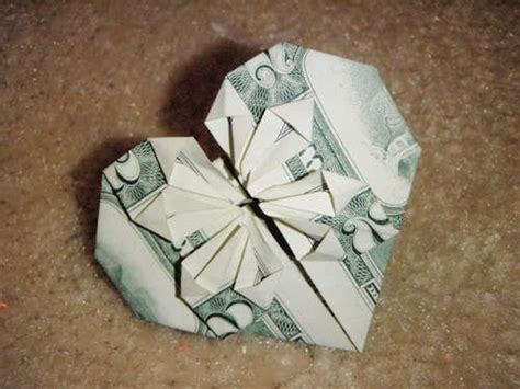 Cool Origami Gifts - money origami money gift ideas