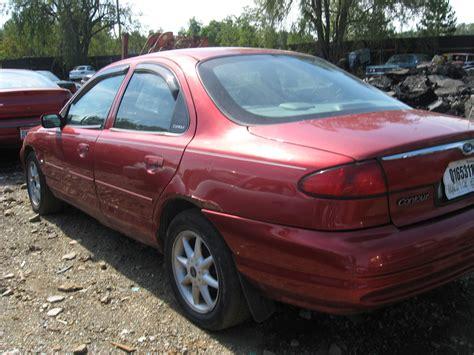 1999 ford contour 1999 ford contour information and photos momentcar