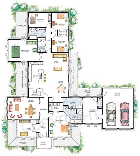 design your own kit home perth paal kit homes nsw vic qld the franklin floor plan