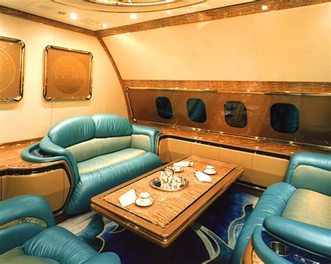 Luxury Private Plane Of Sultan Of Brunei Luxuryy Com