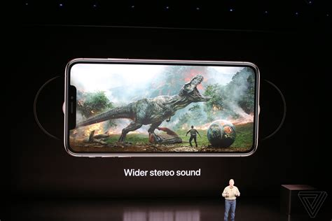 new iphone xs and 6 5 inch xs max announced the verge