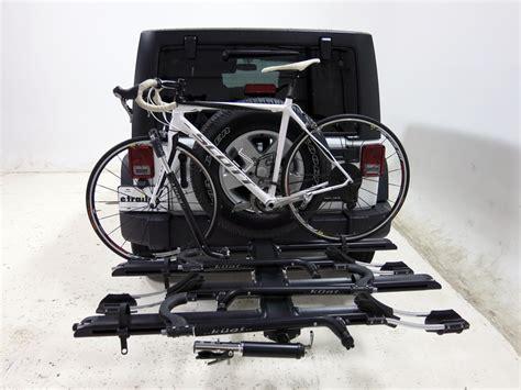 Jeep Wrangler Hitch Rack by 2015 Jeep Wrangler Unlimited Kuat Nv 4 Bike Platform Rack 2 Quot Hitches Wheel Mount Aluminum