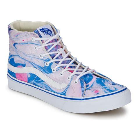 high top vans sneakers cheap vans sk8 hi slim high top shoes white vans shoes