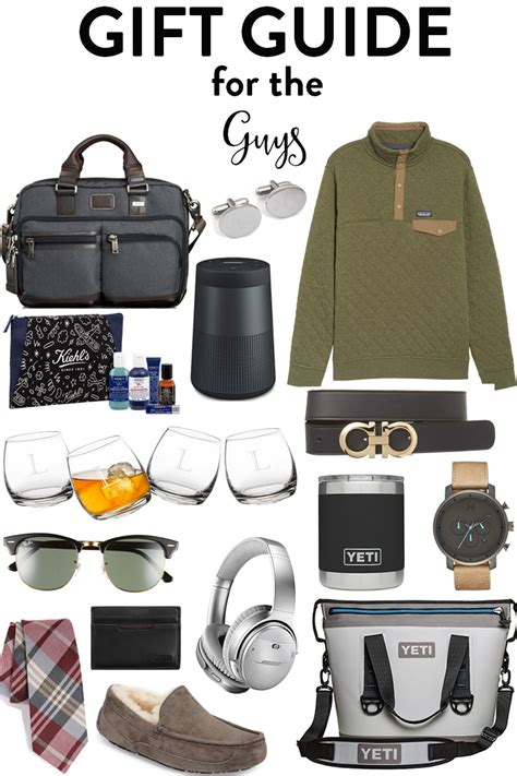 Fab Gift Guide All The Dudes by Gift Guide For The Guys Fancy