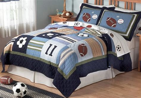 boys coverlet sports room decor for boys room decorating ideas home