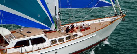 sailing boat hire new zealand yonder star charter boat auckland 87ft luxury sail yacht
