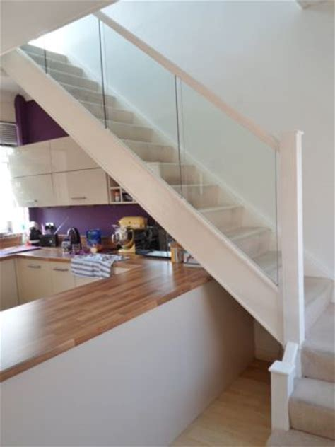 Glass Banisters Uk by Projects