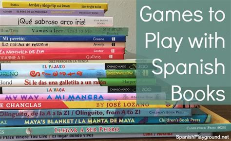 free spanish books for kids reading games to play with spanish books spanish playground