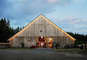 Cedar Creek Storage Barns Top Barn Wedding Venues Washington Rustic Weddings