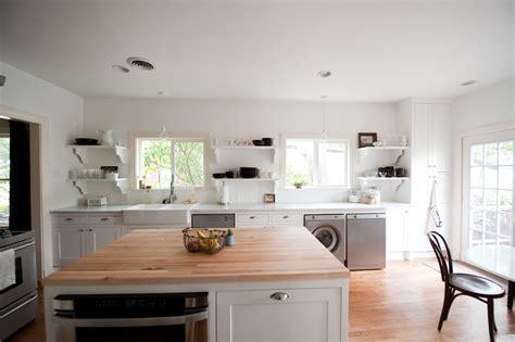 under counter washer dryer Kitchen Modern with bulb