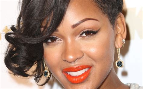 meagan good tattoo think like a meagan dishes on