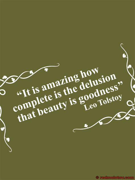the delusions of certainty books quotes by leo tolstoy like success