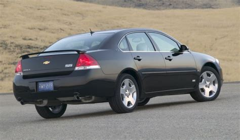 impala ss 2010 chevy cuts cobalt ss sedan impala ss from 2010 lineup