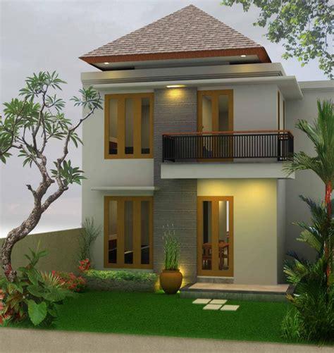 carport pada gambar rumah minimalis modern 2 lantai kumpulan desain rumah kecil untuk lahan sempit berkesan
