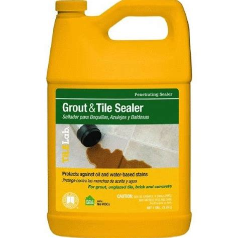 bathroom sealer what kind of sealer is best for bathroom floor tile grout