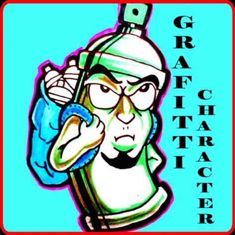 graffiti characters  android apk