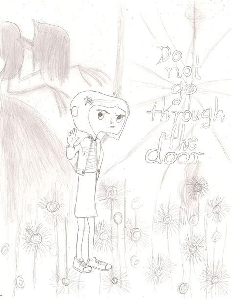 Go Through The Door by Do Not Go Through The Door By Danielaurista On Deviantart