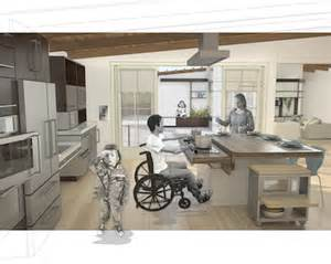 Disabled Kitchen Design by Architecture For Recovery Ideo And Michael Graves Design