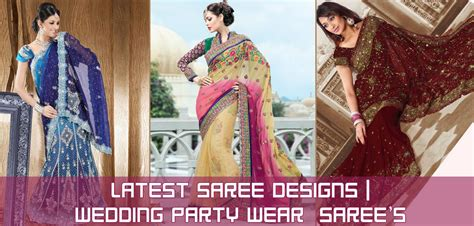 Wedding Sarees Banner by Saree Designs Wedding Wear Saree S Indian