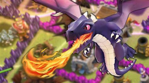 film perang coc strategi perang coc menggunakan dragon untuk peroleh