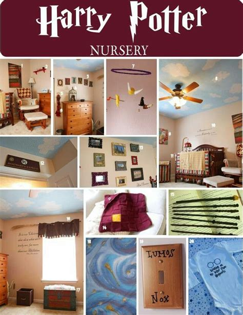 Our Harry Potter Nursery Finally 17 Best Images About For The Future On Our