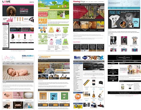 branded email templates ekm a professional branded email template for just 163 125