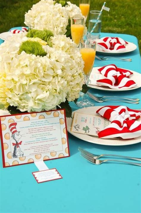 dr seuss themed baby shower dr seuss baby shower baby shower ideas