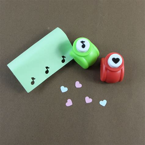 Craft Paper Punches Wholesale - wholesale 20pcs lot diygift flower paper craft punch