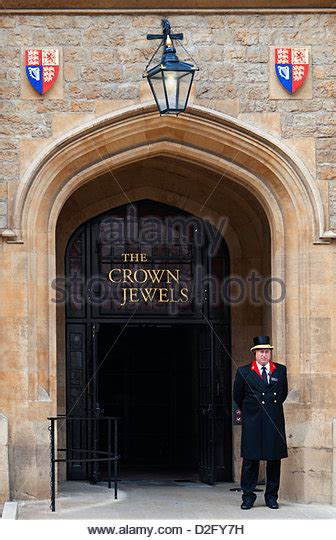 the jewel house crown jewels tower of london stock photos crown jewels tower of london stock images