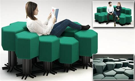 shapeshifting furniture here comes the shape shifting sofa for all your needs