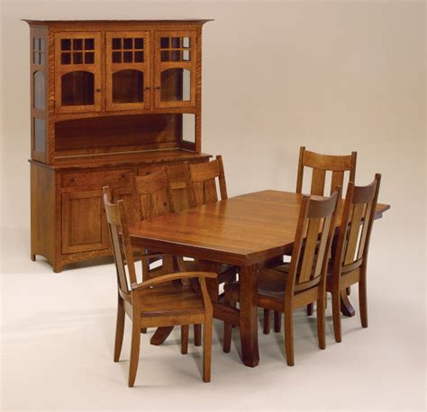 amish dining room sets 6