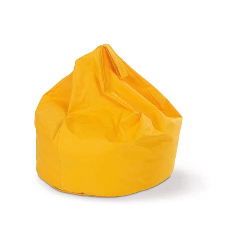 carry outdoor bean bag yellow next day delivery carry