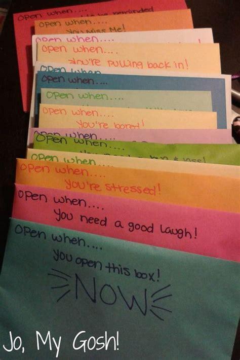 creative open when letter ideas designs