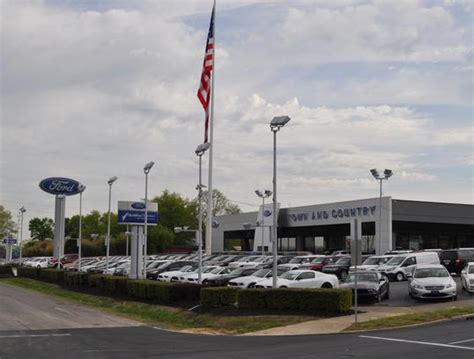 Town And Country Ford Tn by Town Country Ford Of Nashville Car Dealership In