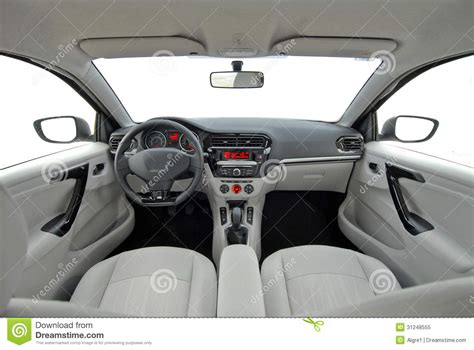 How To Shoo Car Interior At Home Car Interior Royalty Free Stock Photo Image 31248555
