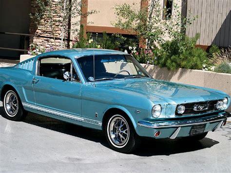 1966 Mustang Fastback Gt K Code For Sale.html   Autos Weblog
