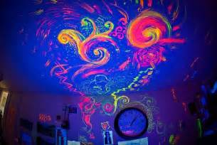 Bedroom Neon Lights Decoration Blue Pink Butterfly Neon Paint For Walls Splatter Neon Colors Rock Neon Paint For