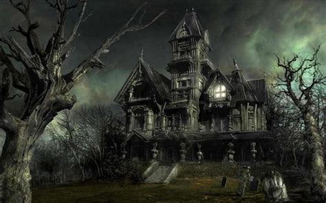 the spooky spooky house spooky house queen gina after dark photo 21659724 fanpop