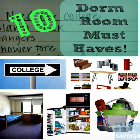 must haves for room list of 10 room essentials printable checklist