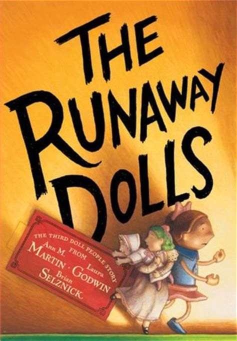 the runaway books the runaway dolls doll 3 by m martin