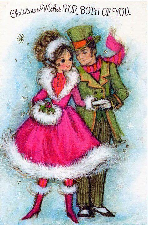 groovy christmas christmas vintage vintage christmas vintage christmas cards christmas