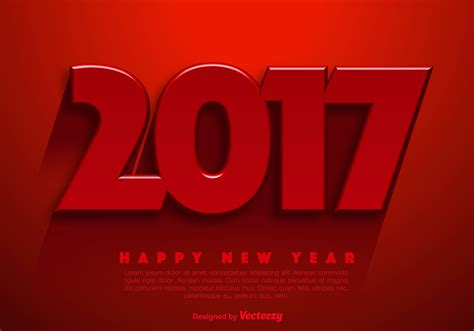 vector of abstract new year graphic and background new year 2017 vector abstract background free