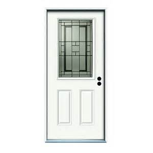 Lowes Exterior Entry Doors Reliabilt Inswing Steel Entry Door Lowe S Canada