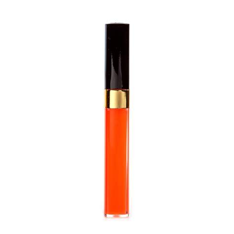 Chanel Lipstick Orange chanel levres scintillantes bright gloss orange lip colour lipgloss 188
